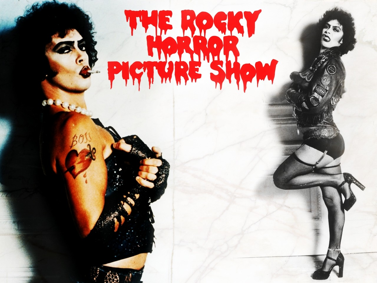 the rocky horror picture show rebellion The rocky horror picture show (1975) on imdb: movies, tv, celebs, and more.