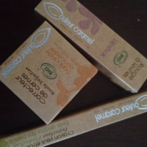 love organic make up