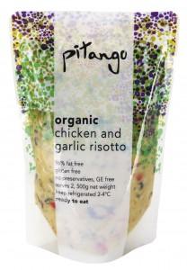 OrganicChickenGarlicRisotto