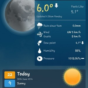 rockhampton weather musings