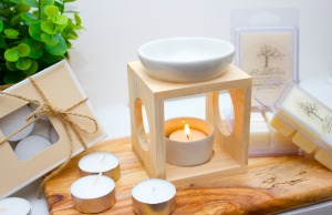 Middletree Oil Burner and Melts