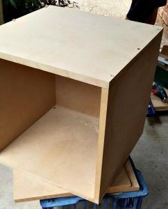 bosch box shelf