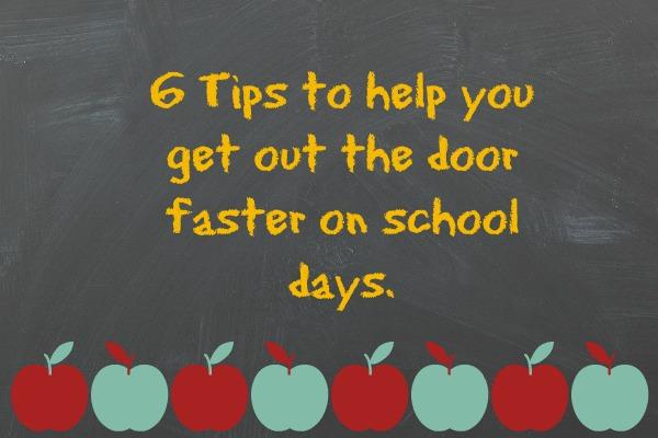 school tips