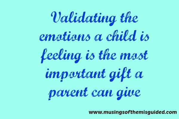anger validation