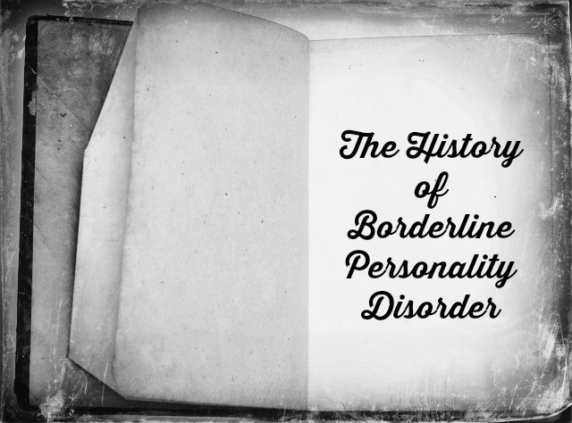 an essay on borderline personality disorder